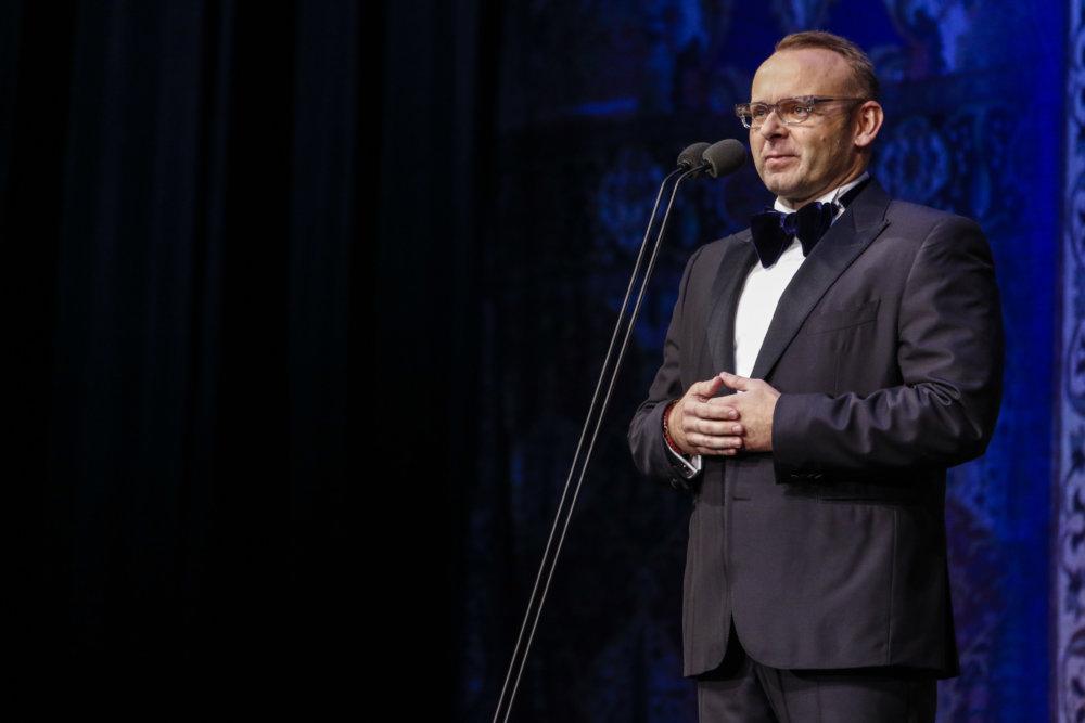 Piaty ročník tanečného gala predstavenia na podporu aktivít Národného onkologického ústavu Umenie pre žživot národného divadla. Foto - Tasr