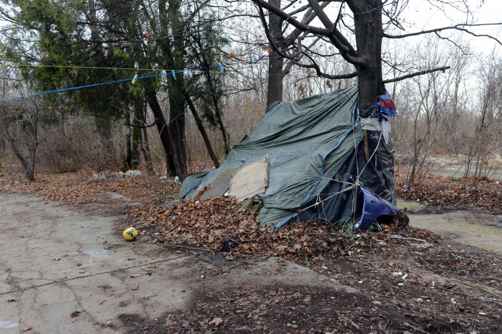 V Bratislave je vyše 200 detských bezdomovcov. Ilustračné foto - TASR