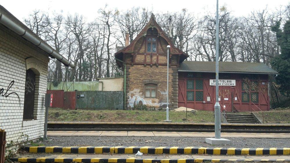 Stanica Železná studienka