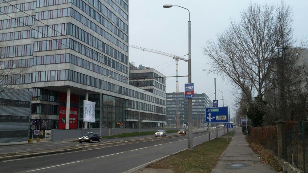 Rozrastajúce sa administratívne centrum na Patrónke a v okolí
