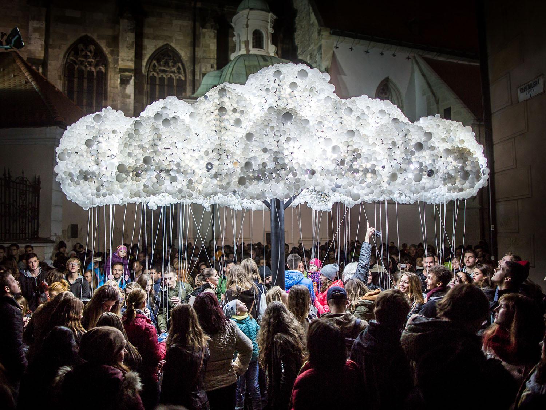 8. 10. 2016, Bratislava. Festival Biela Noc. Foto N - Tomáš Benedikovič