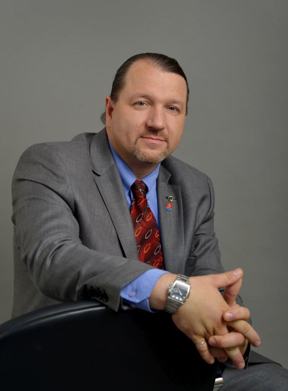 Branislav Škripek. Foto - archív B. Š.
