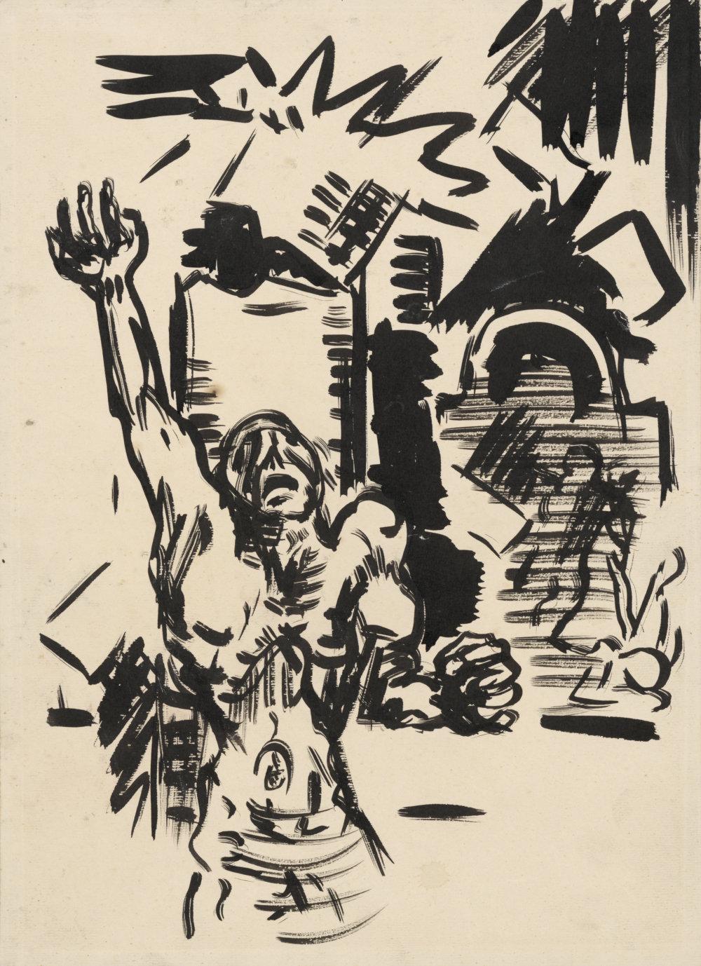 Arnold Peter Weisz-Kubínčan: Protest. 1943 – 1944. SNG, Bratislava