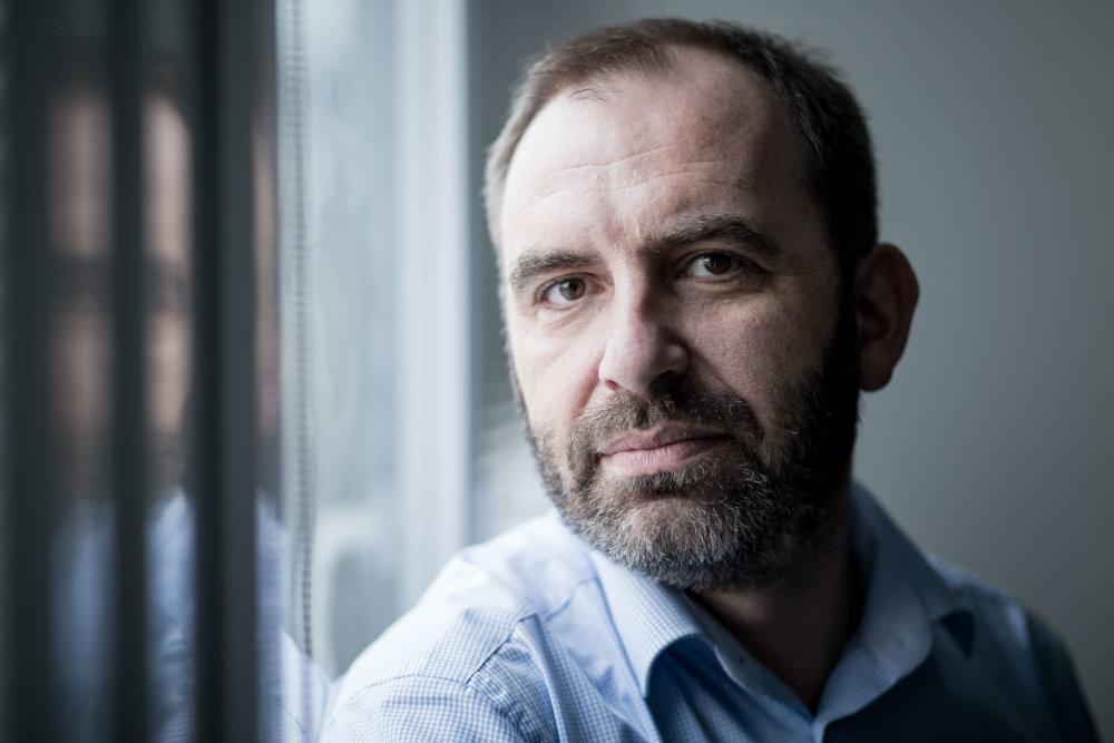 Ivan Štefunko. Foto N - Vladimír Šimíček