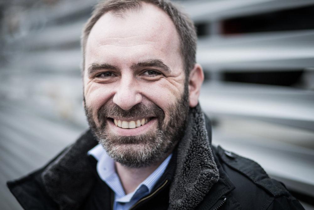 Ivan Štefunko. Foto N – Vladimír Šimíček