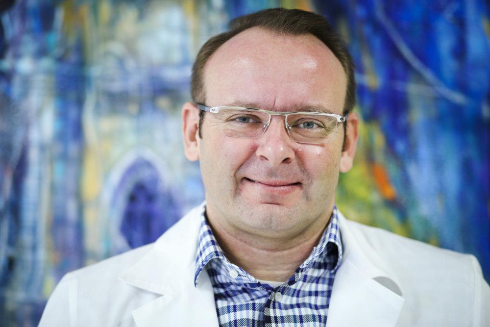 Jozef Dolinský. Foto Denník N - Vladimír Šimíček