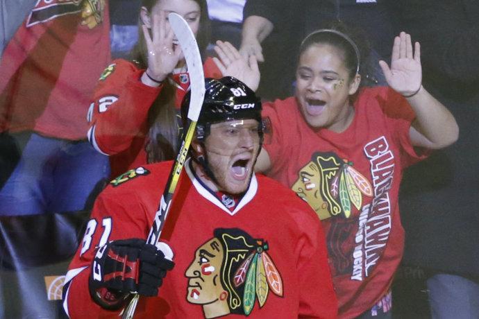 Marián Hossa pre zdravotné problémy vynechá celú nasledujúcu sezónu NHL.