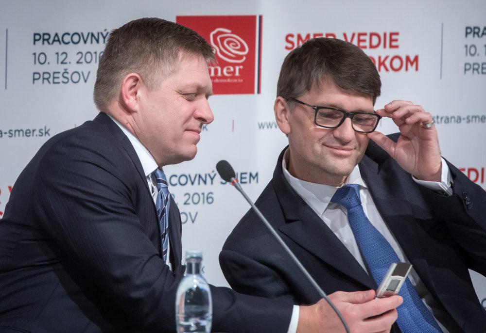 Fica predseda SNS nekritizoval, Maďariča áno. foto N - Tomáš Benedikovič