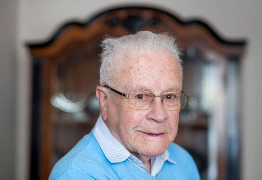 Otto Šimko. Foto N - Tomáš Benedikovič