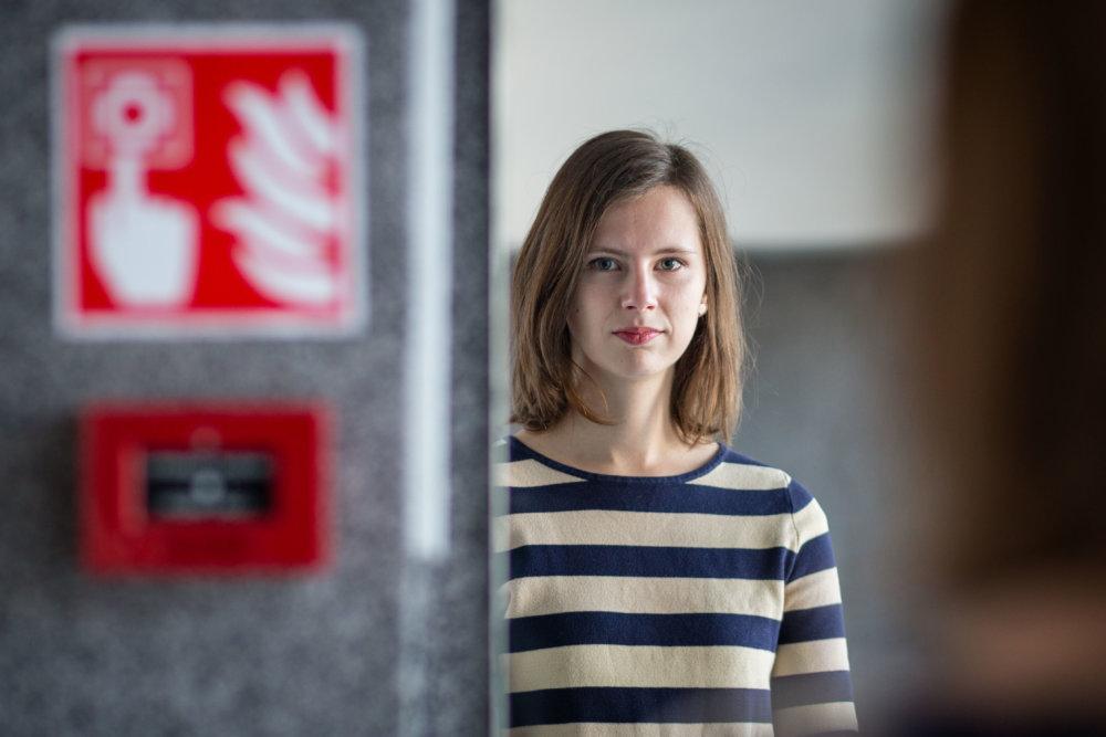 Zuzana Hlávková. Foto N - Tomáš Benedikovič