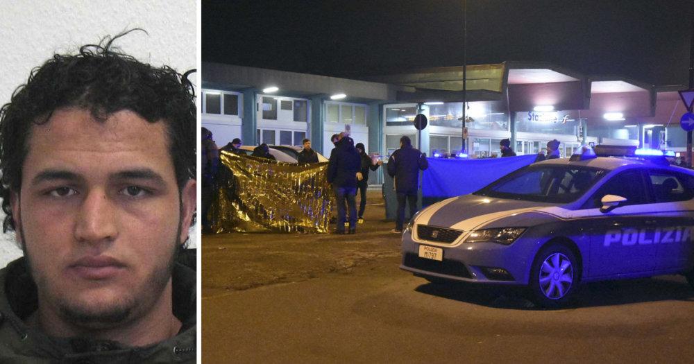 Hľadaný Anis Amri bol zastrelený talianskou políciou v piatok nadránom. Foto: TASR/AP