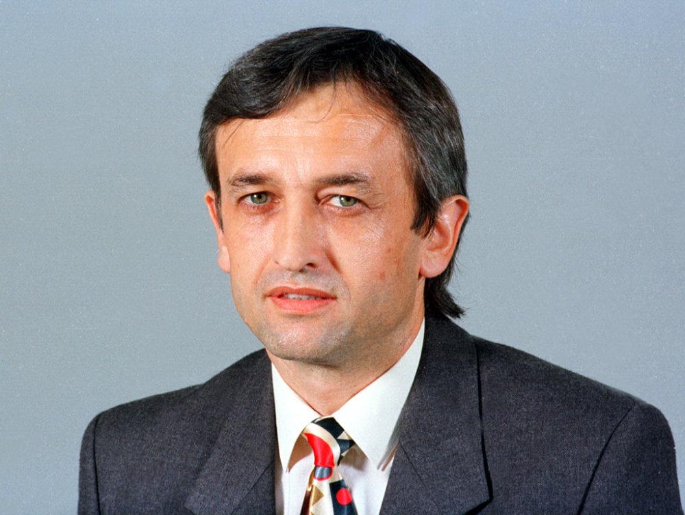 Fotografia Františka Gauliedera z roku 1995. foto - TASR
