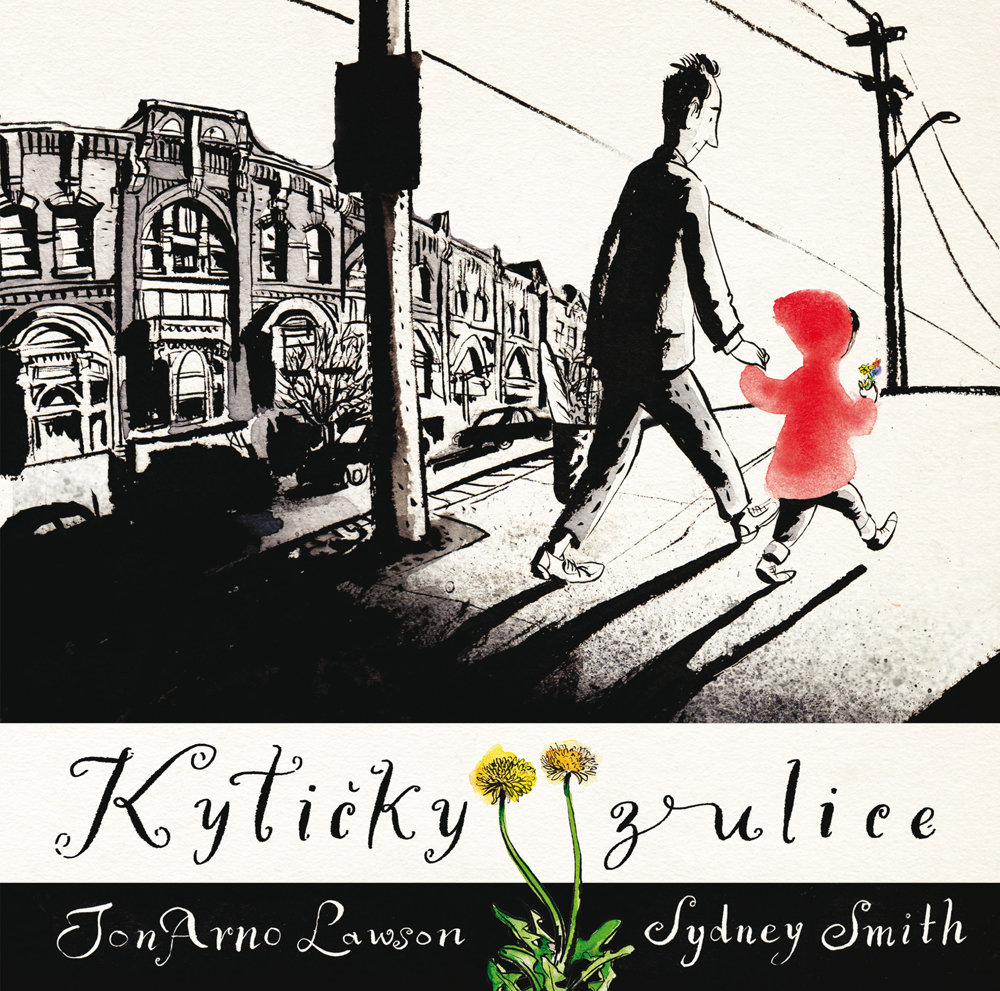 Obálka knihy Kytičky z ulice
