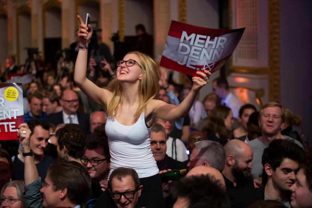 Oslavy viedenskej kaviarne. FOTO N - VLADIMÍR ŠIMÍČEK