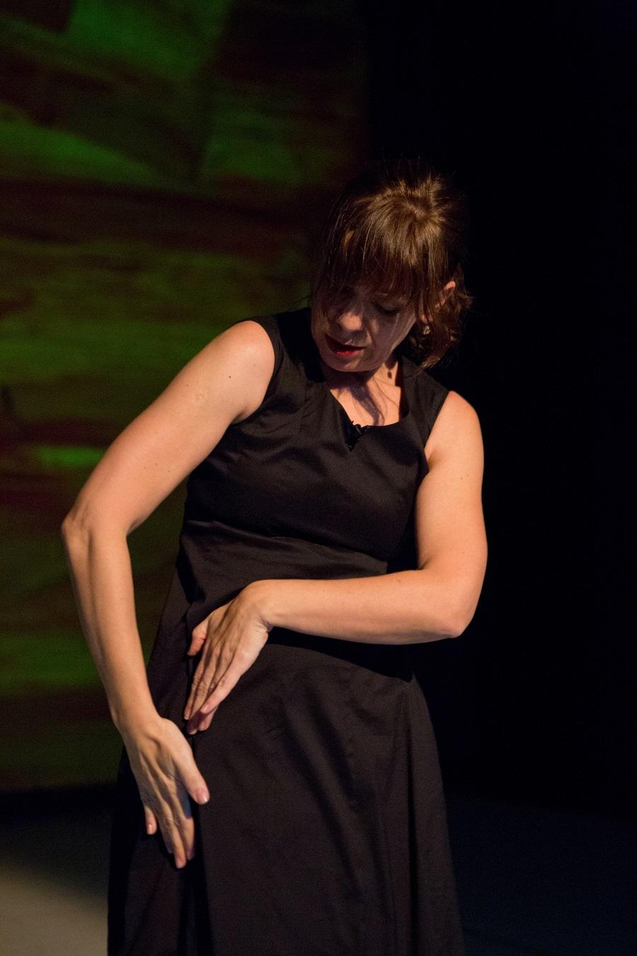 Z predstavenia Tanečná lekcia. Foto - Noro Knap