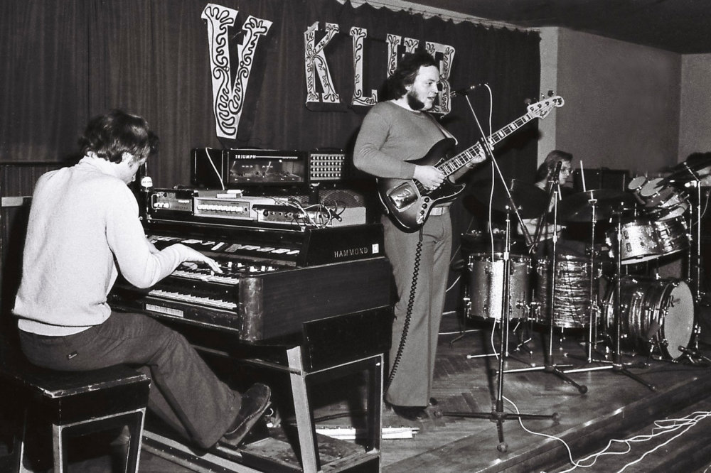 Vianočný koncert skupiny Collegium musicum (1973).