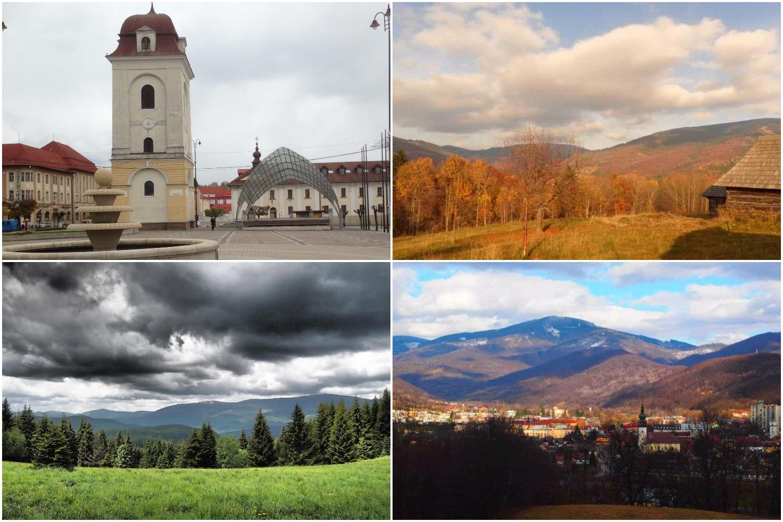 Fotky z okolia Revúcej, Muráňa a z Brezna (autori Erika Kollarová a Michal Karako)
