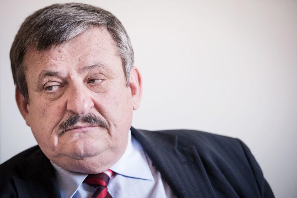 Anton Hrnko. Foto N - Vladimír Šimíček
