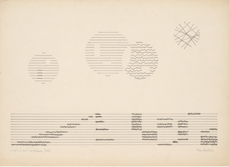Milan Adamčiak: Konfigurácie pre veľký orchester (1968/1969)