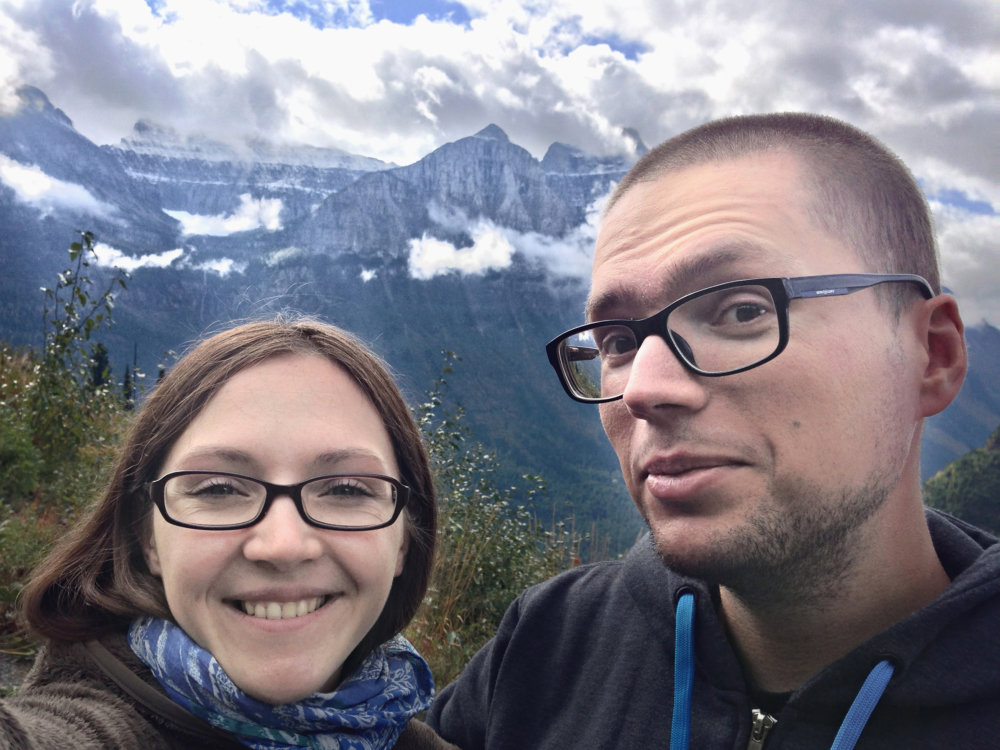 Manželia Aleksandra a Daniel Mizielińsky.