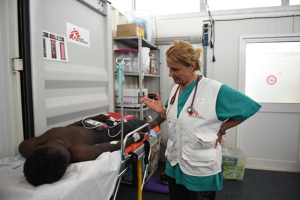 Foto - Lekári bez hraníc