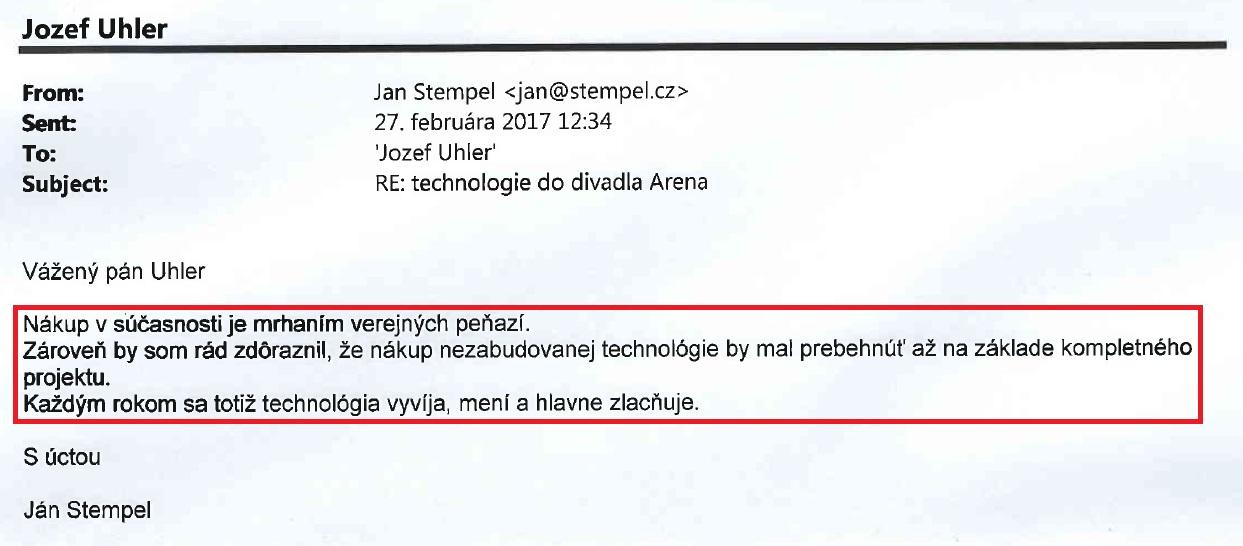 mail prof. Stempel