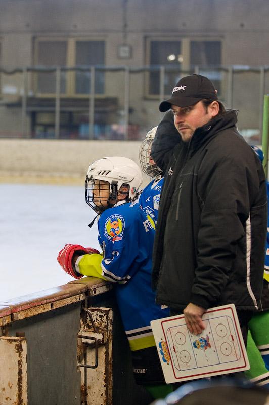 Roman Mega počas tréningu. Foto: Jozef Kaffka
