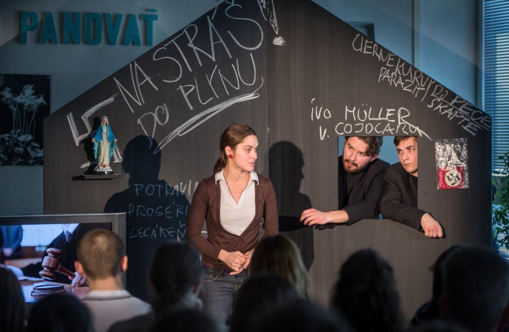 Predstavenie Natálka. Foto N – Tomáš Benedikovič