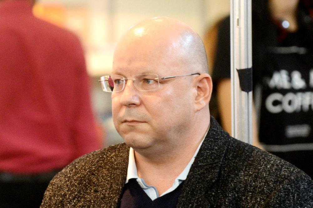 Riaditeľ TASR Jaroslav Rezník. Foto Tasr