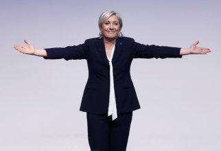 Marine Le Penová. Foto – TASR/AP