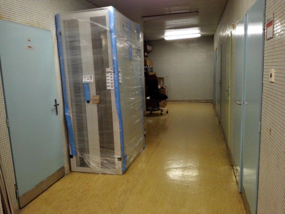 Pôvodné priestory, kde je dnes denná klinika. Foto - Archív Deťom s rakovinou n.o
