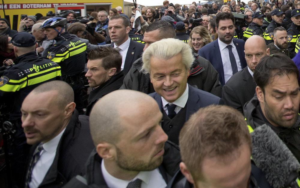 Wildersa stráži policajná jednotka 24 hodín denne. FOTO - TASR/AP