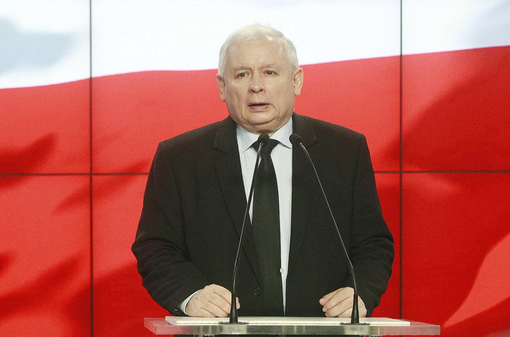 """Jarosław Kaczyński je prístupnejší k oponentom, ako k svojim vlastným spojencom, ktorí ho """"zradili"""". Foto - Tasr/ap"""