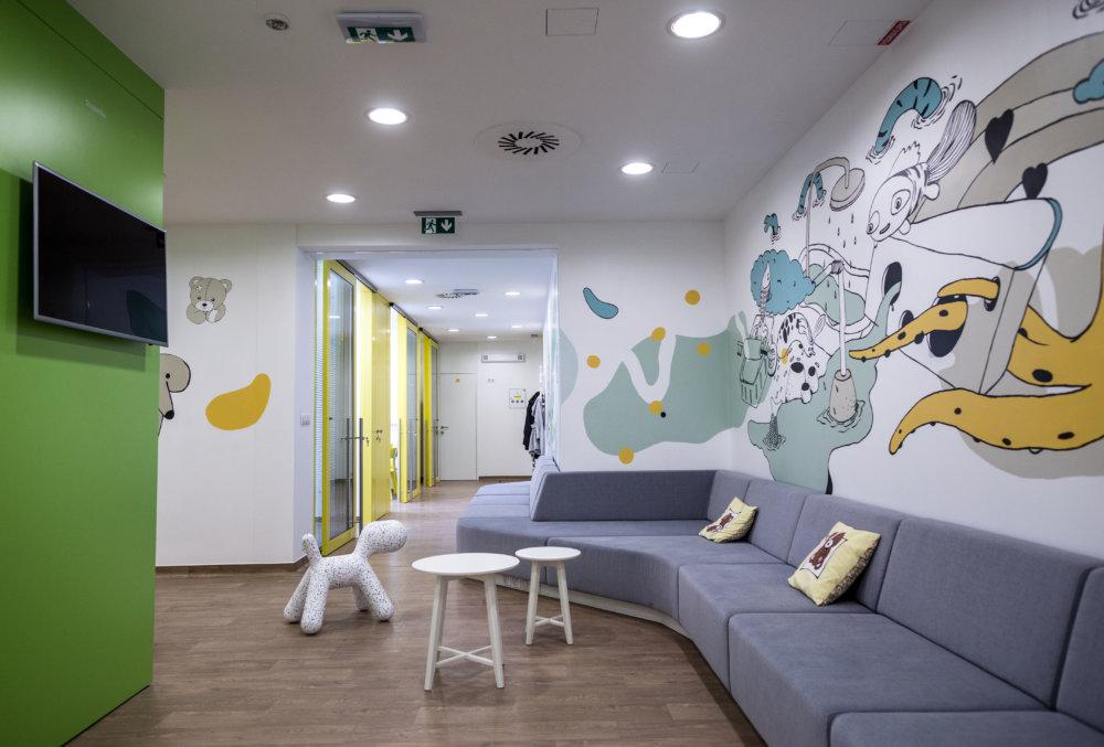 čakáreň. Foto N - Tomáš Benedikovič