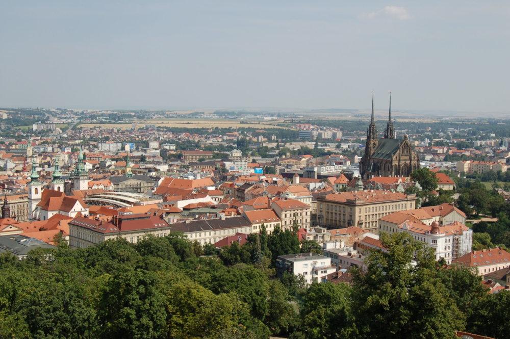 Brno pred troma rokmi vyhlásilo celoplošný zákaz hazardu. foto - wikipedia