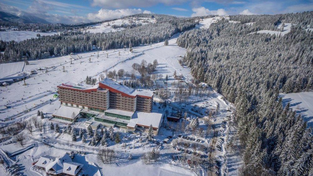Slávny hotel sa dnes volá Mercury. Foto - kasprowy.pl