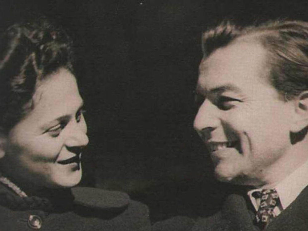 S manželom Foto - Post Bellum