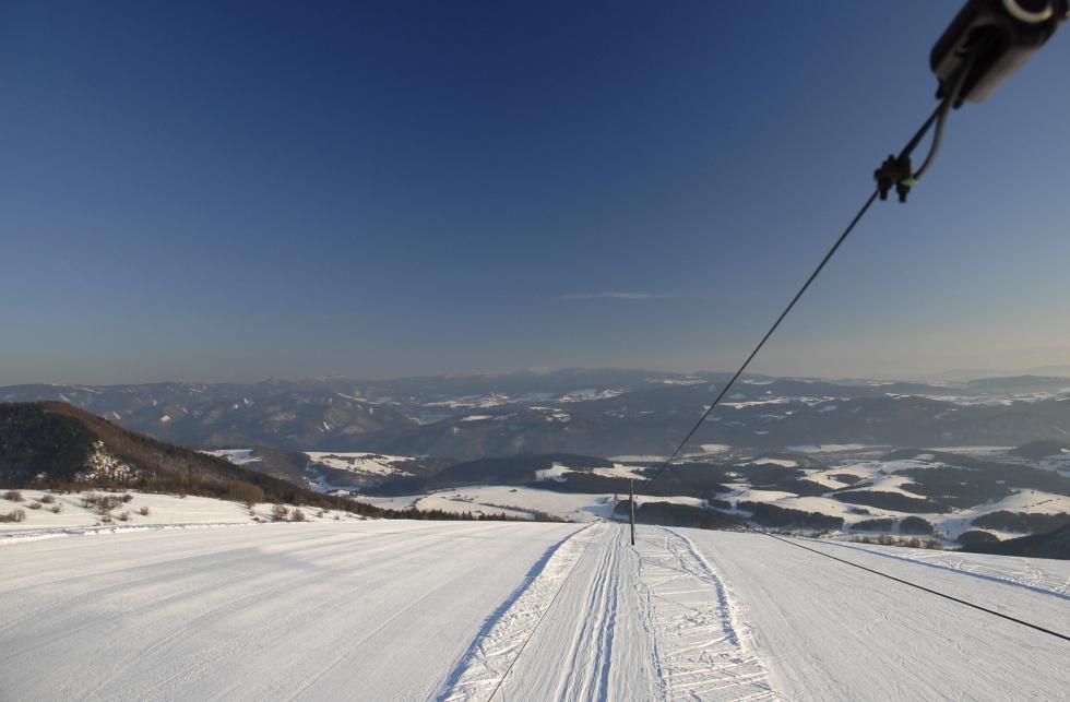 Podkonice Pleše s výhľadom na Kráľovu Holu, foto: Dušan Koctúr