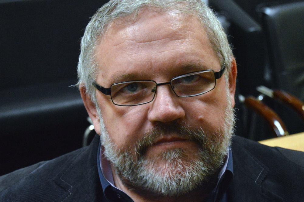 Stanislav Mičev. foto N - Daniel Vražda