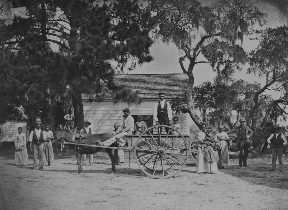 james_hopkinsons_plantation_slaves_going_to_field