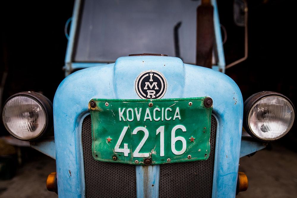Kovačica. Foto N – Vladimír Šimíček