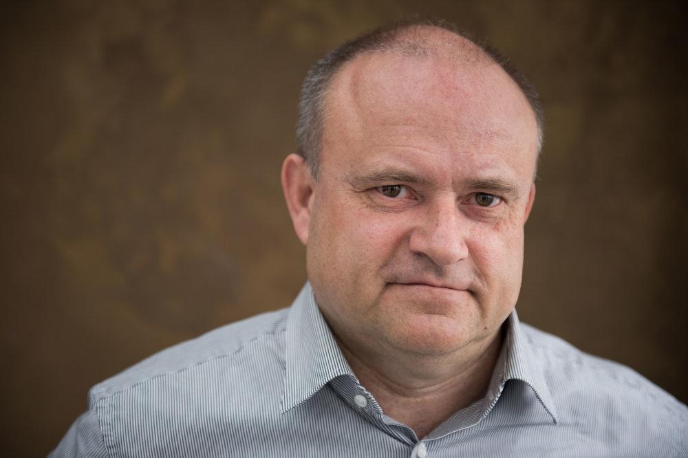 Jozef Mihál po odchode zo SaS pracuje na novej strane. foto N - Vladimír Šimíček.