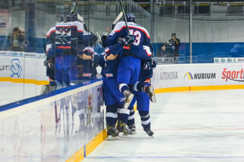 U18, Poprad, hokej