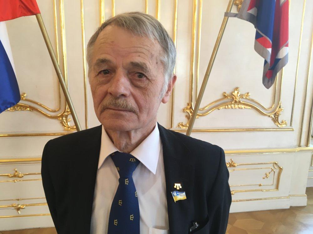 Mustafa Džemilev. Foto N - Mirek Tóda