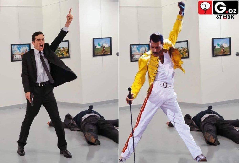 Pre zdieľanie paródie na atentátnika z Istanbulu dostal Tomáš Kriššák podľa svojich slov zákaz na jeden mesiac.