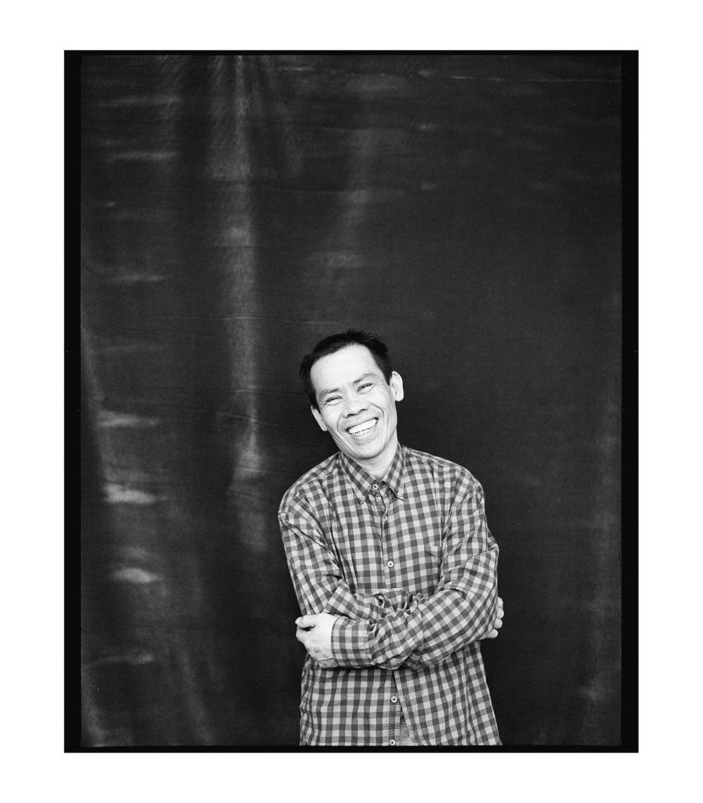 Nam Nguyen Doan, majiteľ kultového vietnamského bistra Phong Nam. Foto - Aleš Vojtášek