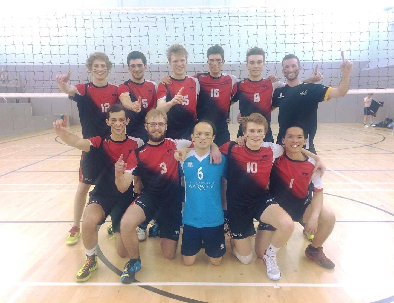 Warwick volejbalový tým
