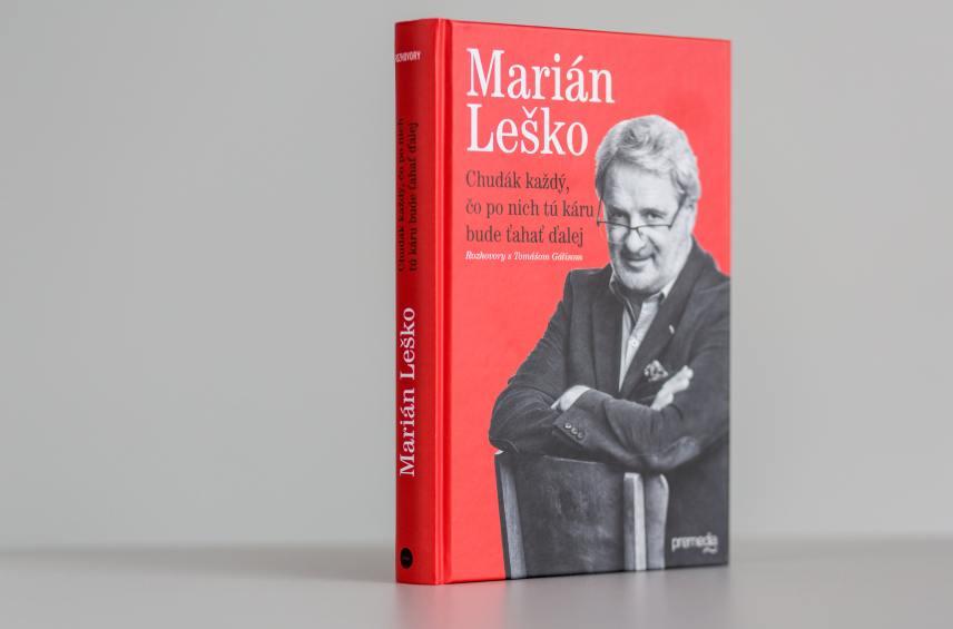 Marián Leško: Chudák každý, čo po nich tú káru bude ťahať ďalej