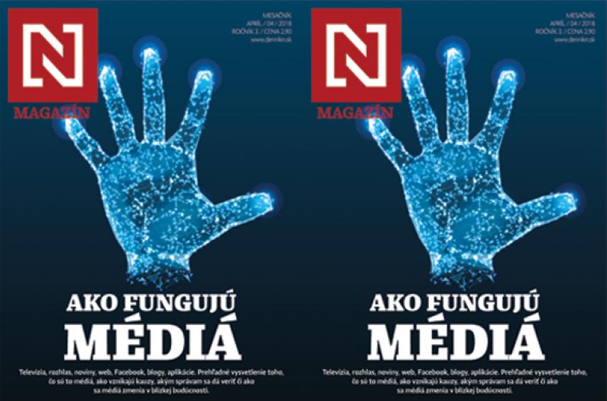 Balík 60 časopisov pre školy (4/2018): Ako fungujú médiá