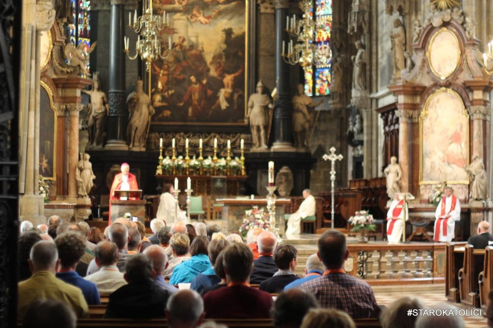 Ekumenická modlitba, Stephansdom